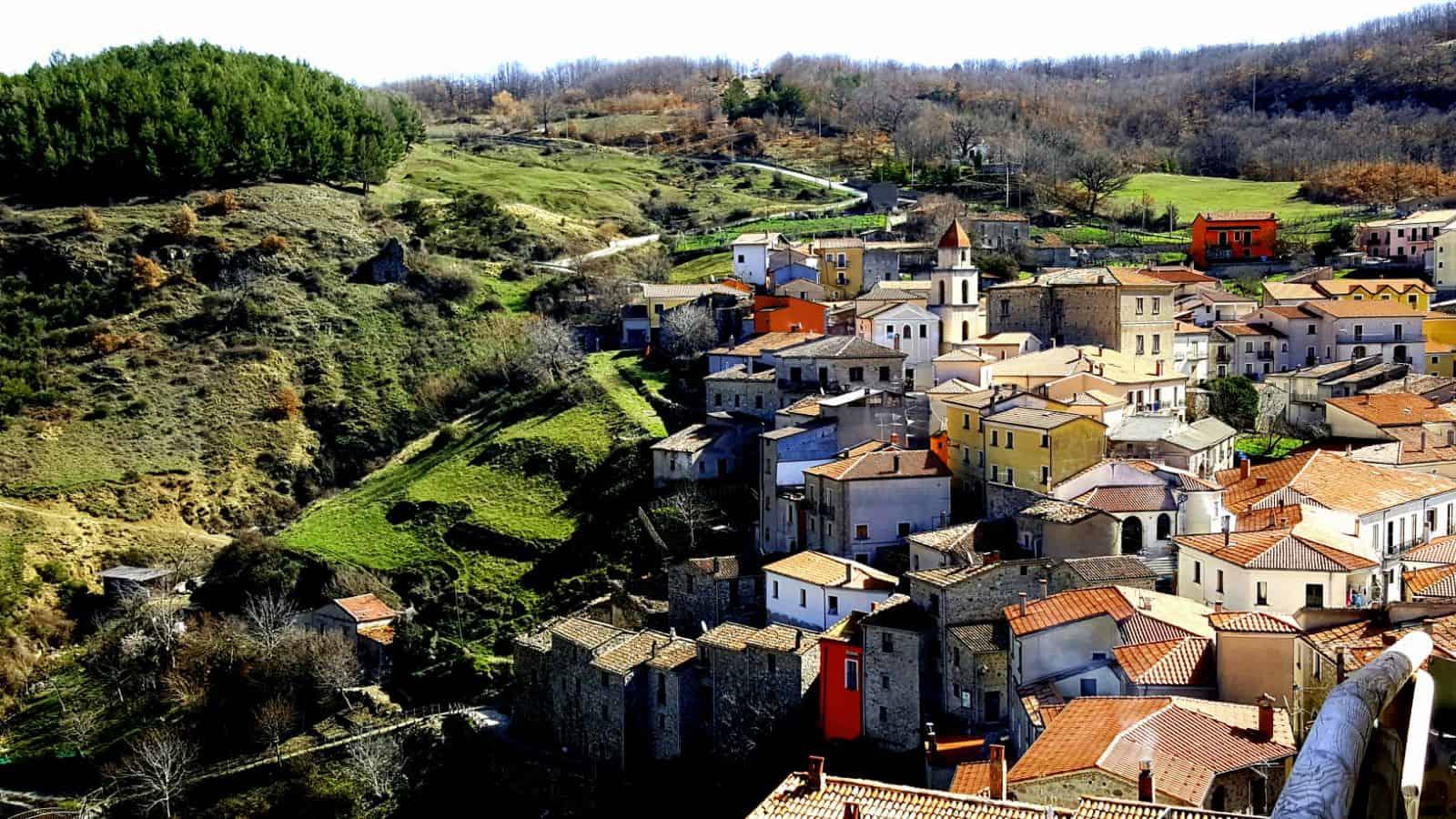 Купить дом в италии калабрии